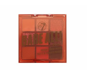 W7 Make-Up Bare All Palette - Raw