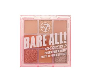 W7 Make-Up Bare All Palette - Uncovered