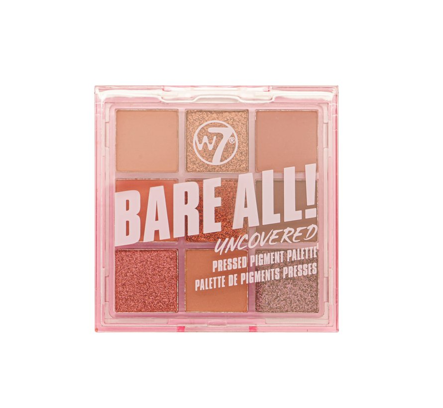 Bare All Palette - Uncovered