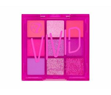 W7 Make-Up Vivid Palette - Punchy Pink