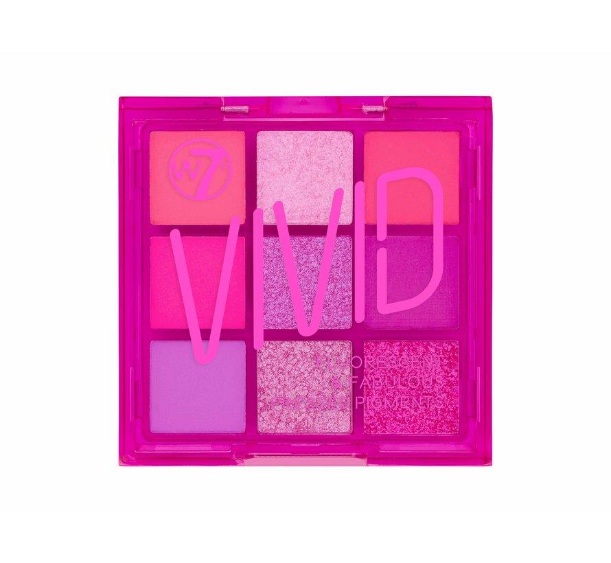 Vivid Palette - Punchy Pink