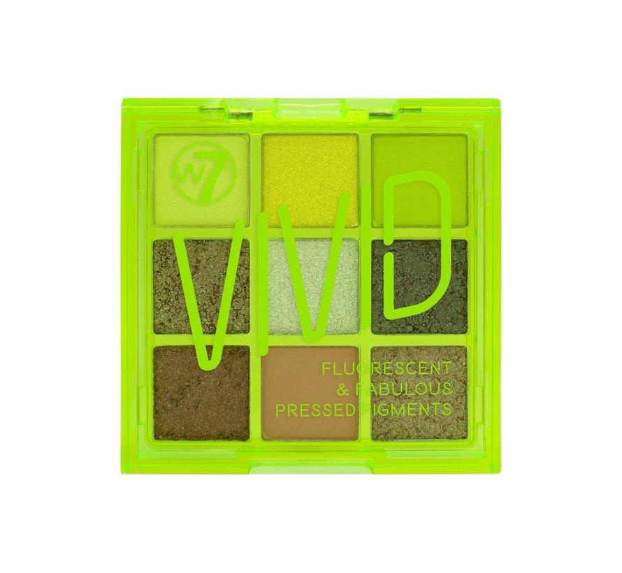 Vivid Palette - Glowin' Green