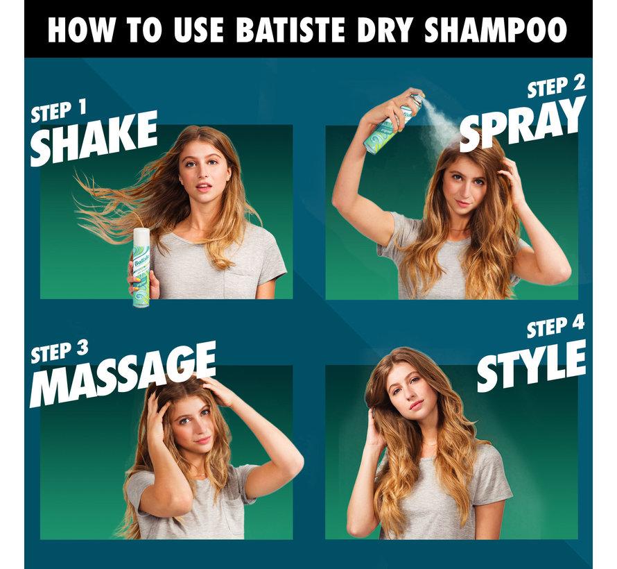 Droogshampoo - Luxe