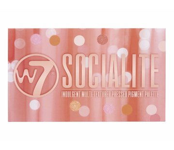 W7 Make-Up Socialite Palette
