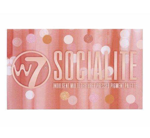 W7 Make-Up Socialite Palette