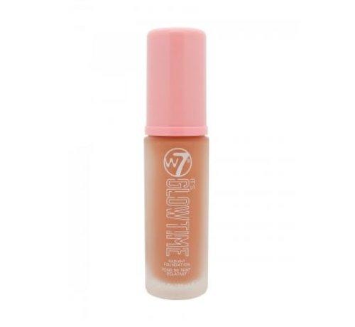 W7 Make-Up It's Glowtime Foundation - Amber Glow