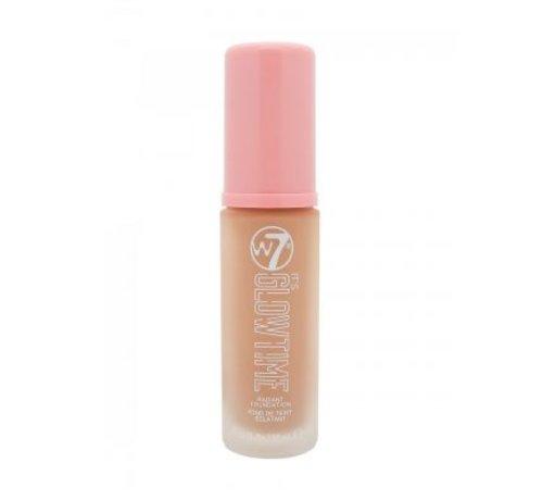 W7 Make-Up It's Glowtime Foundation - Honey Glow