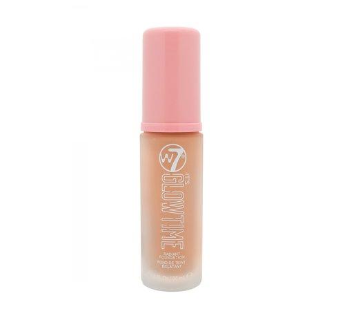 W7 Make-Up It's Glowtime Foundation - Sand Glow