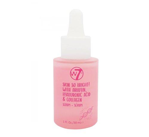 W7 Make-Up Skin So Bright Serum