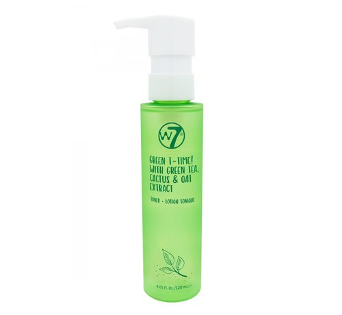 W7 Make-Up Green T-Time Toner