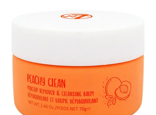 W7 Make-Up Peachy Clean Make-up Remover & Cleansing Balm