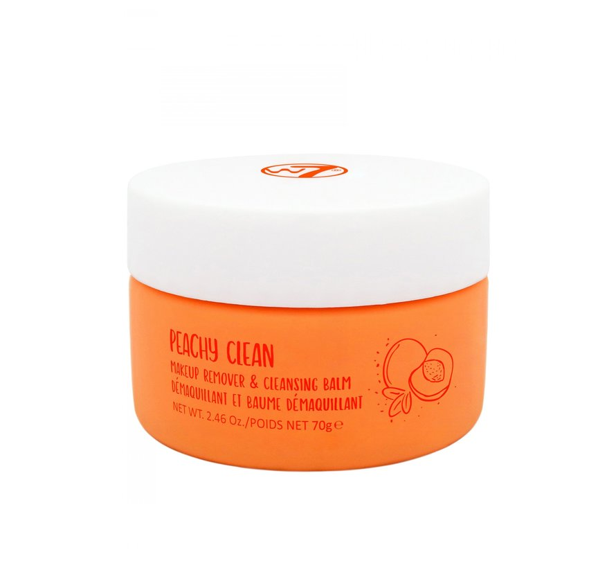 Peachy Clean Make-up Remover & Cleansing Balm