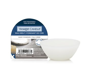 Yankee Candle Baby Powder - Tart