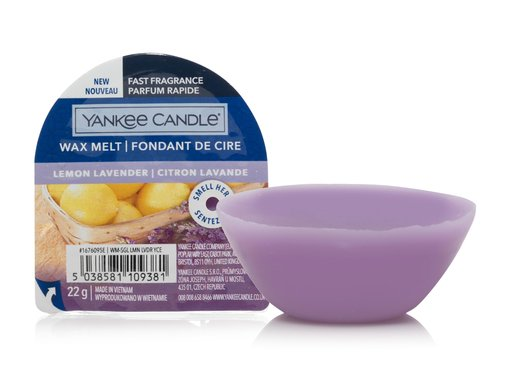 Yankee Candle Lemon Lavender - Tart