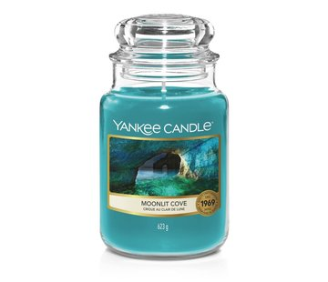 Yankee Candle Moonlit Cove - Large Jar
