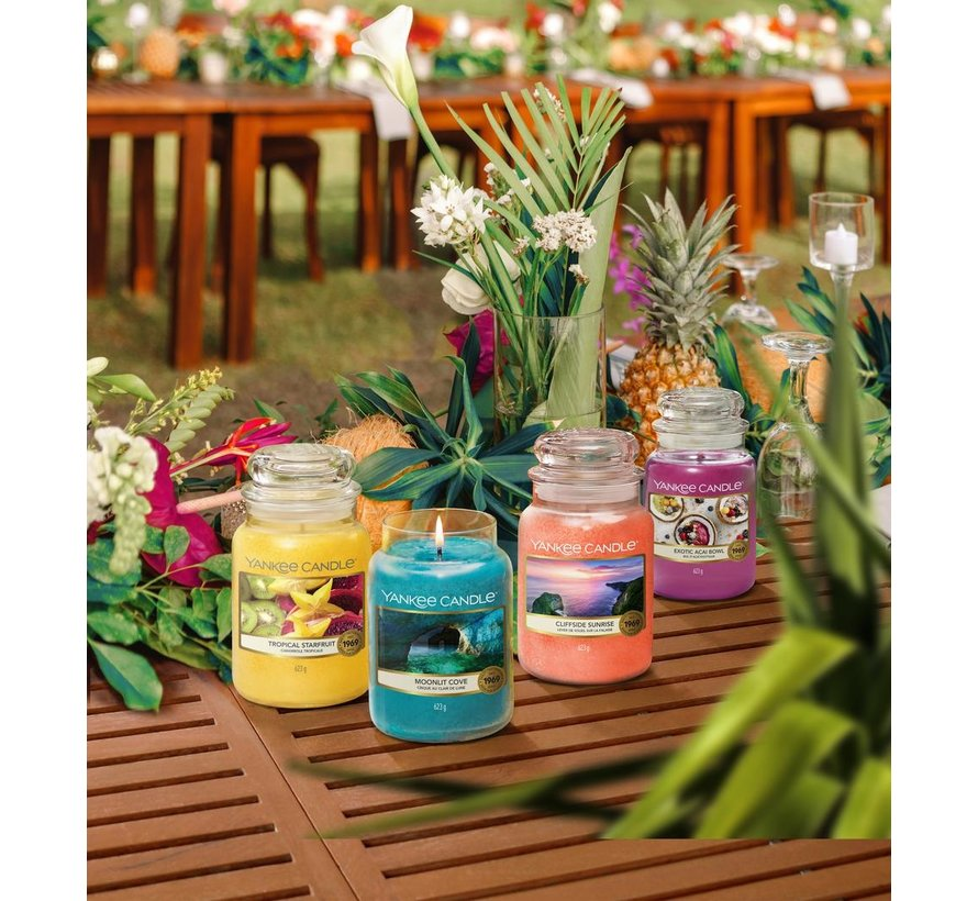 Moonlit Cove - Large Jar