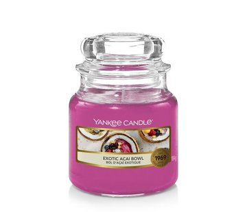 Yankee Candle Exotic Acai Bowl - Small Jar