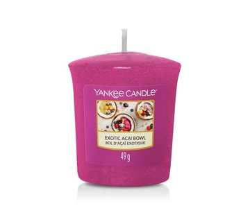 Yankee Candle Exotic Acai Bowl - Votive