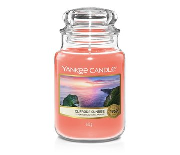 Yankee Candle Cliffside Sunrise - Large Jar