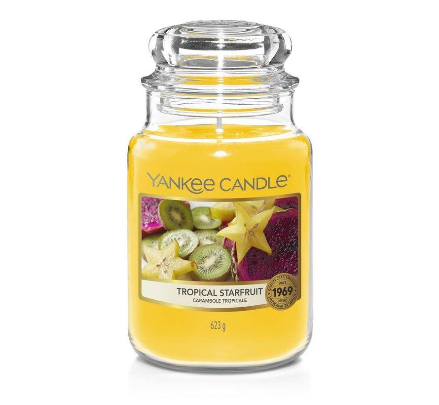 Tropical Starfruit - Large Jar