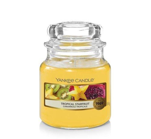Yankee Candle Tropical Starfruit - Small Jar