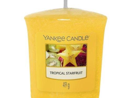 Yankee Candle Tropical Starfruit - Votive