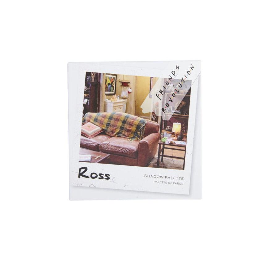 X Friends - Ross Palette