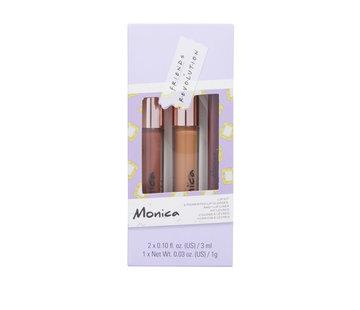 Makeup Revolution X Friends - Monica Lip Set