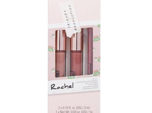 Makeup Revolution X Friends - Rachel Lip Set
