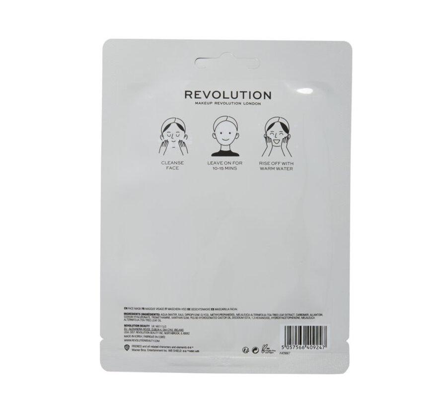 X Friends - Ross Tea Tree Sheet Mask
