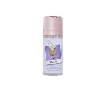 Makeup Revolution X Friends - Mini Fixing Spray Monica