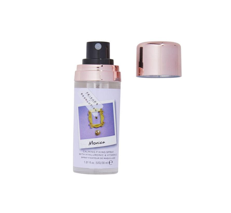 X Friends - Mini Fixing Spray Monica