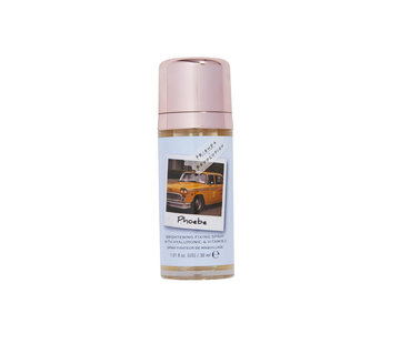 Makeup Revolution X Friends - Mini Fixing Spray Phoebe