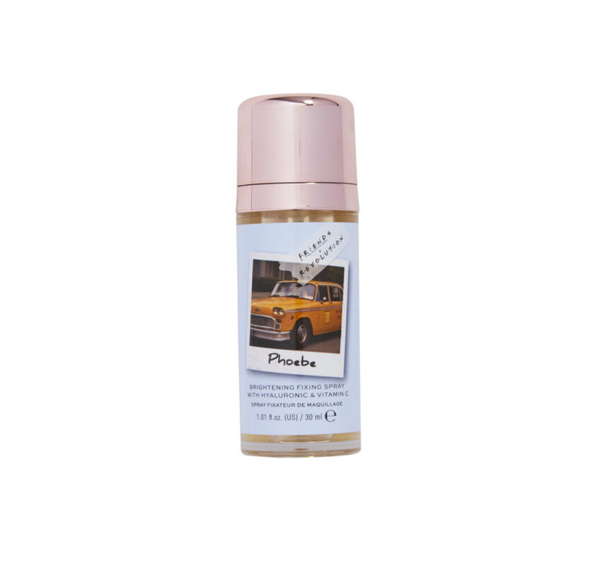X Friends - Mini Fixing Spray Phoebe