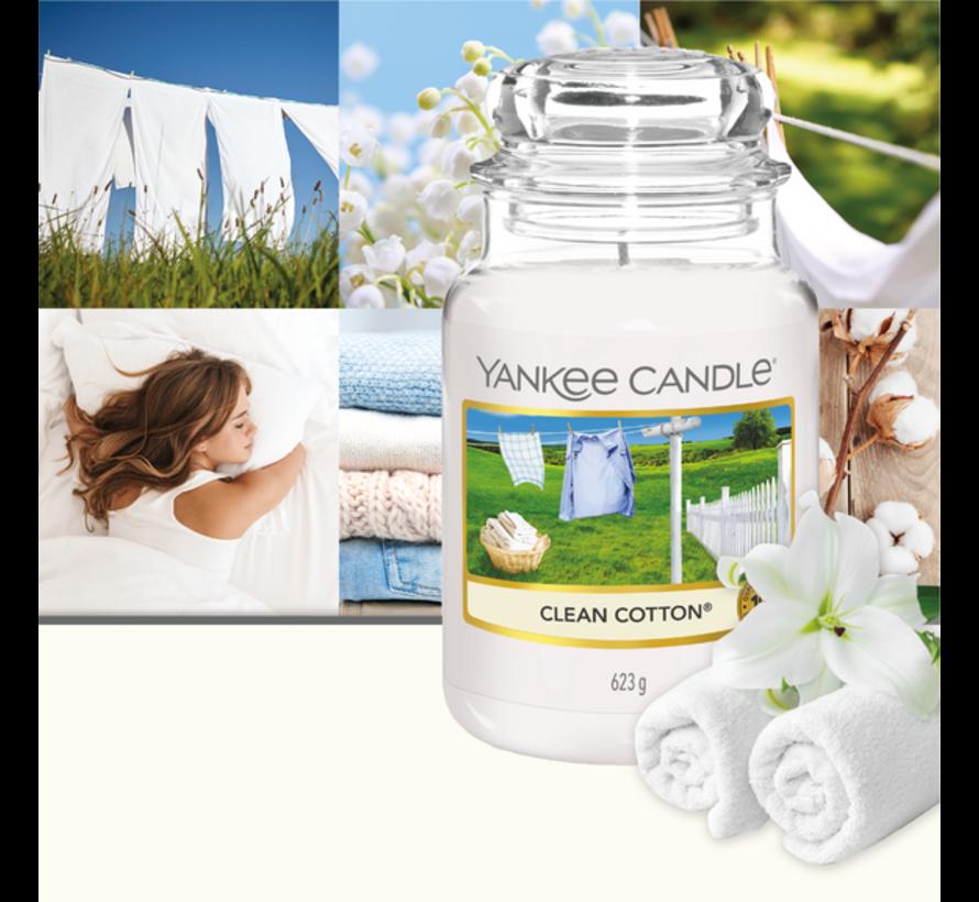 Clean Cotton - Large Bundle