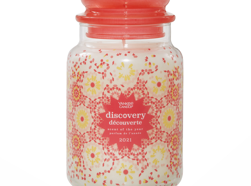 Yankee Candle Discovery - Scent Of The Year 2021 - Large Jar