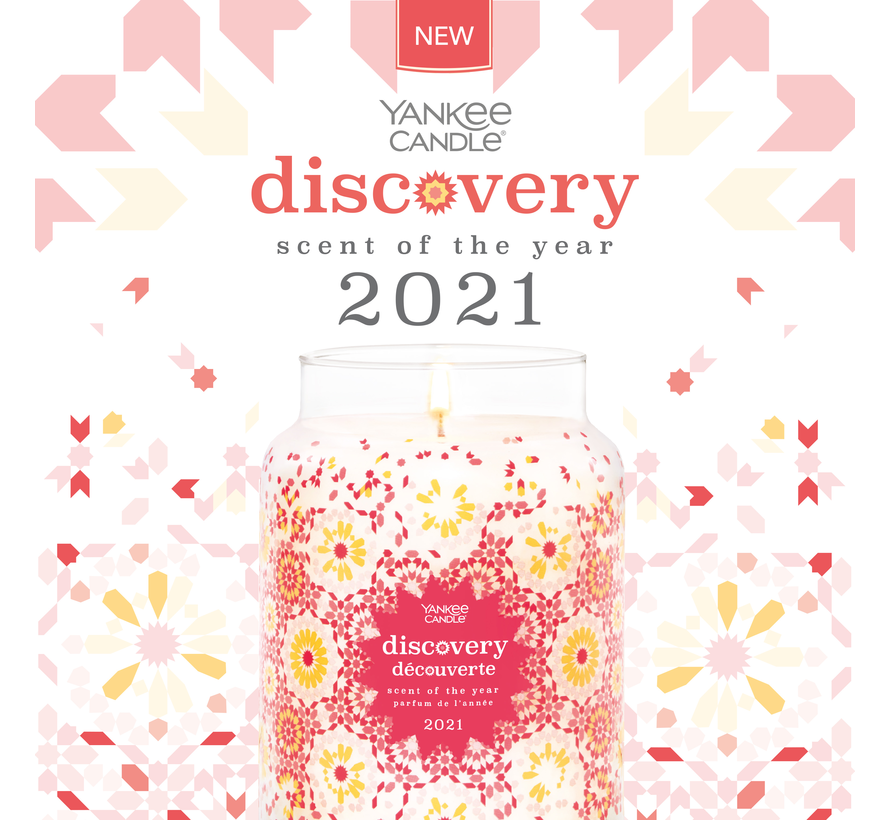 Discovery - Scent Of The Year 2021 - Large Jar