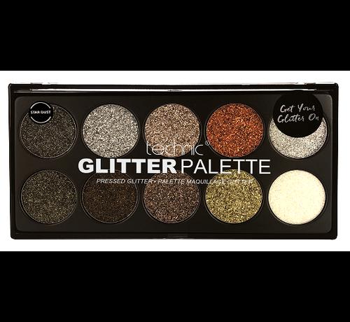 Technic Pressed Glitter Palette - Star Dust