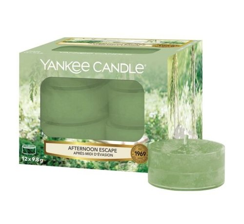 Yankee Candle Afternoon Escape - Tea Lights