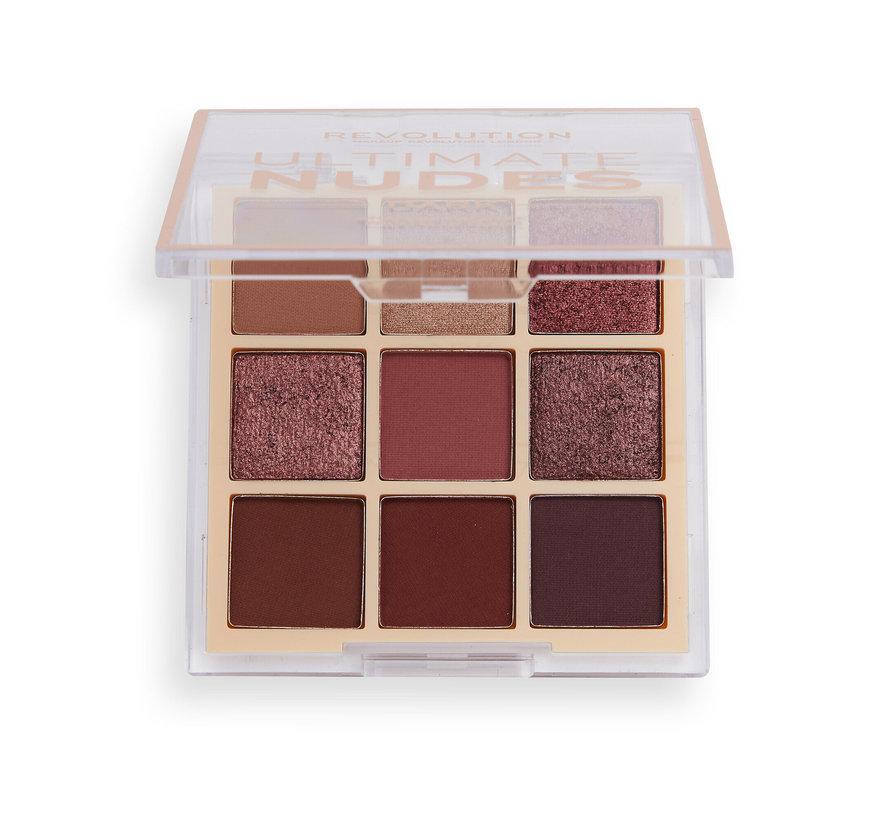 Ultimate Nudes Eyeshadow Palette - Dark