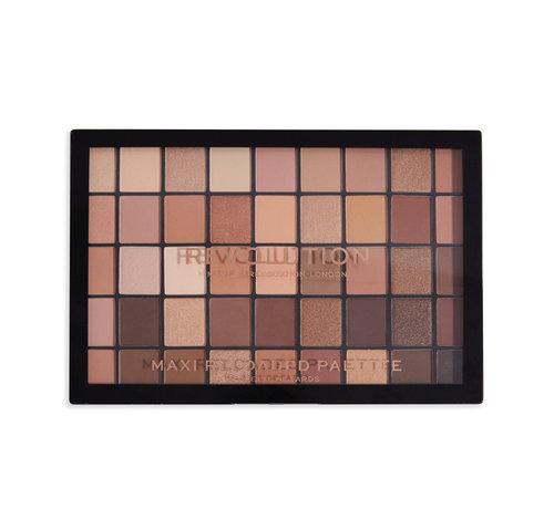 Makeup Revolution Maxi Reloaded Palette - Nudes