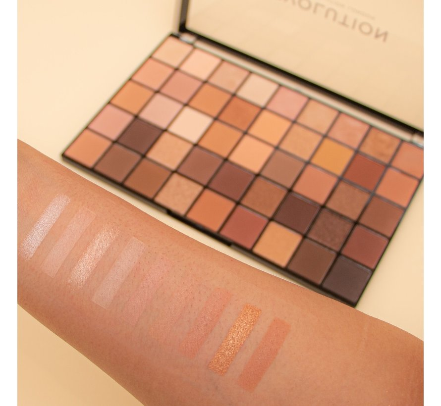 Maxi Reloaded Palette - Nudes