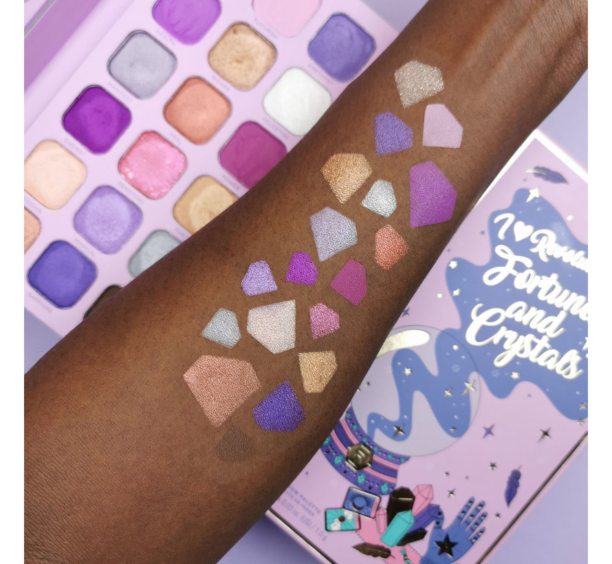 Book of Spells Palette - Fortunes And Crystals