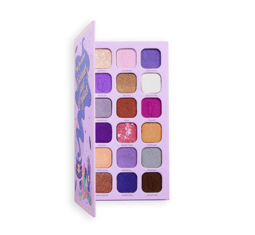 I Heart Revolution Book of Spells Palette - Fortunes And Crystals