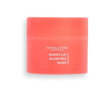 Revolution Skincare Lip Sleeping Mask - Berry