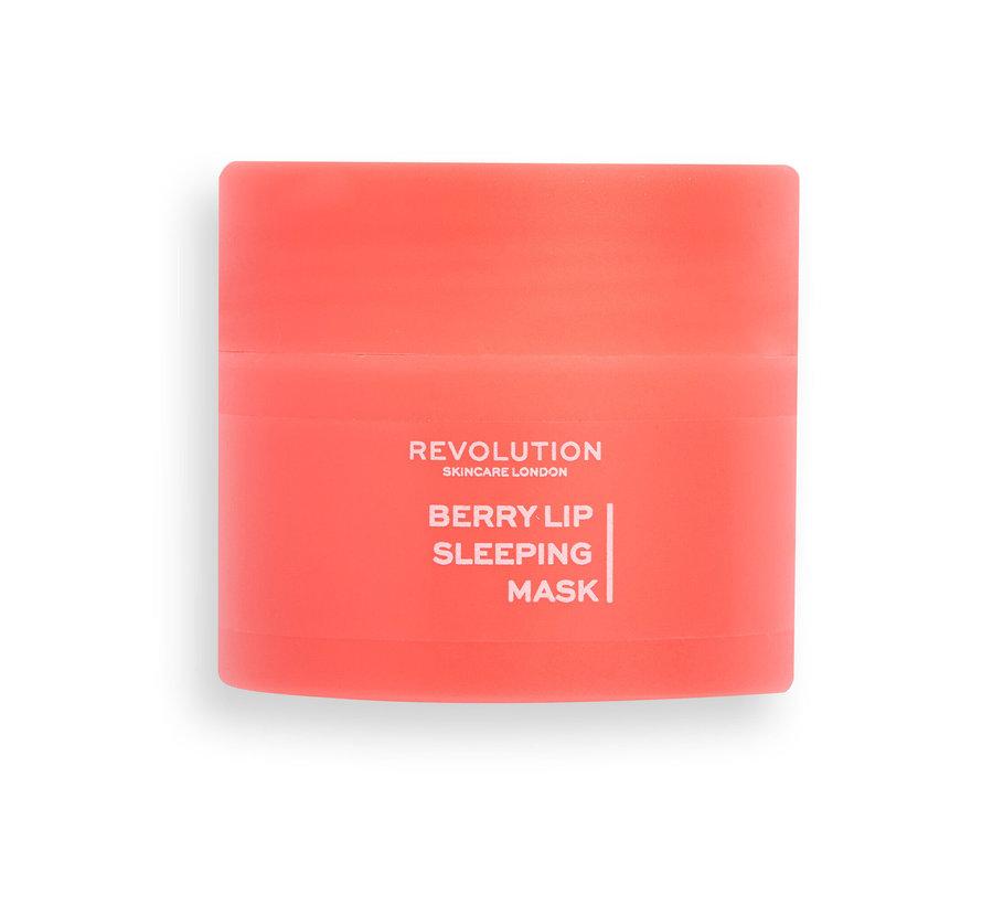 Lip Sleeping Mask - Berry