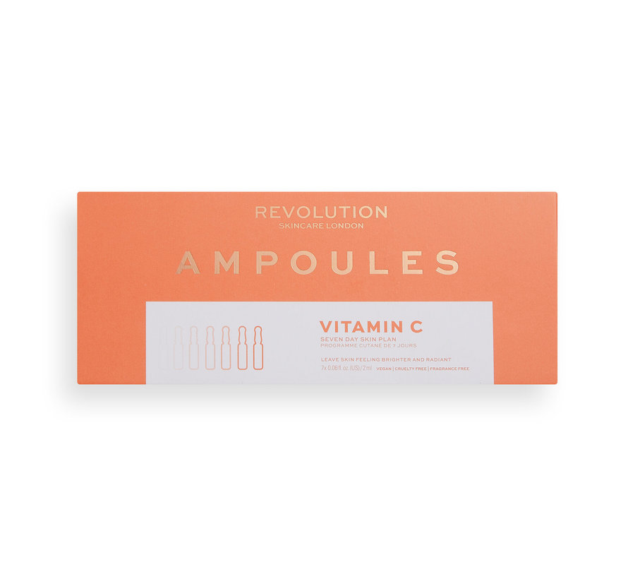 Vitamin C Glow 7 Day Ampoules