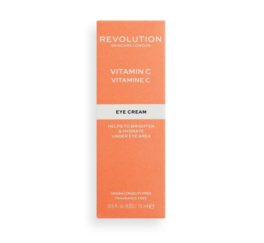 Vitamin C Glow - Eye Cream