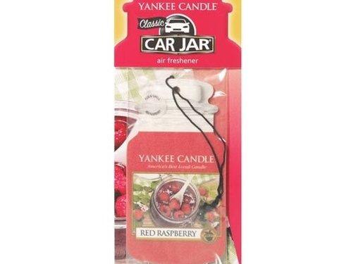 Yankee Candle Red Raspberry - Car Jar