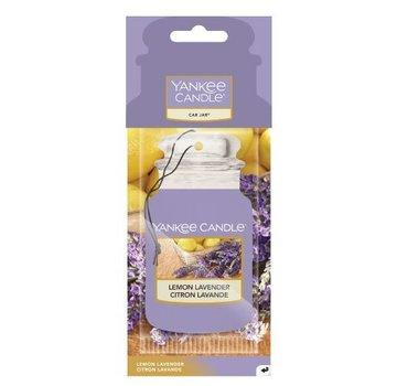 Yankee Candle Lemon Lavender - Car Jar